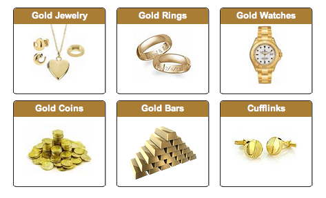 GOLD ITEMS FOR CASH