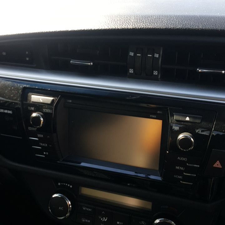 2016 Toyota Corolla 1.6 Sprinter