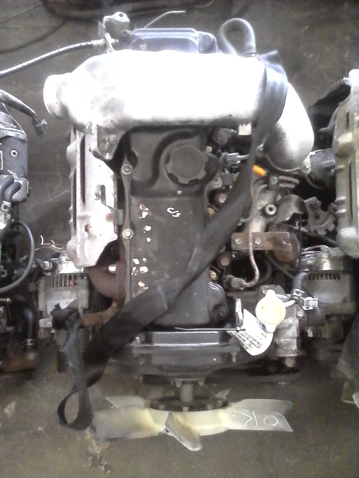 Toyota HiAce 3L 2 8 Engine for Sale
