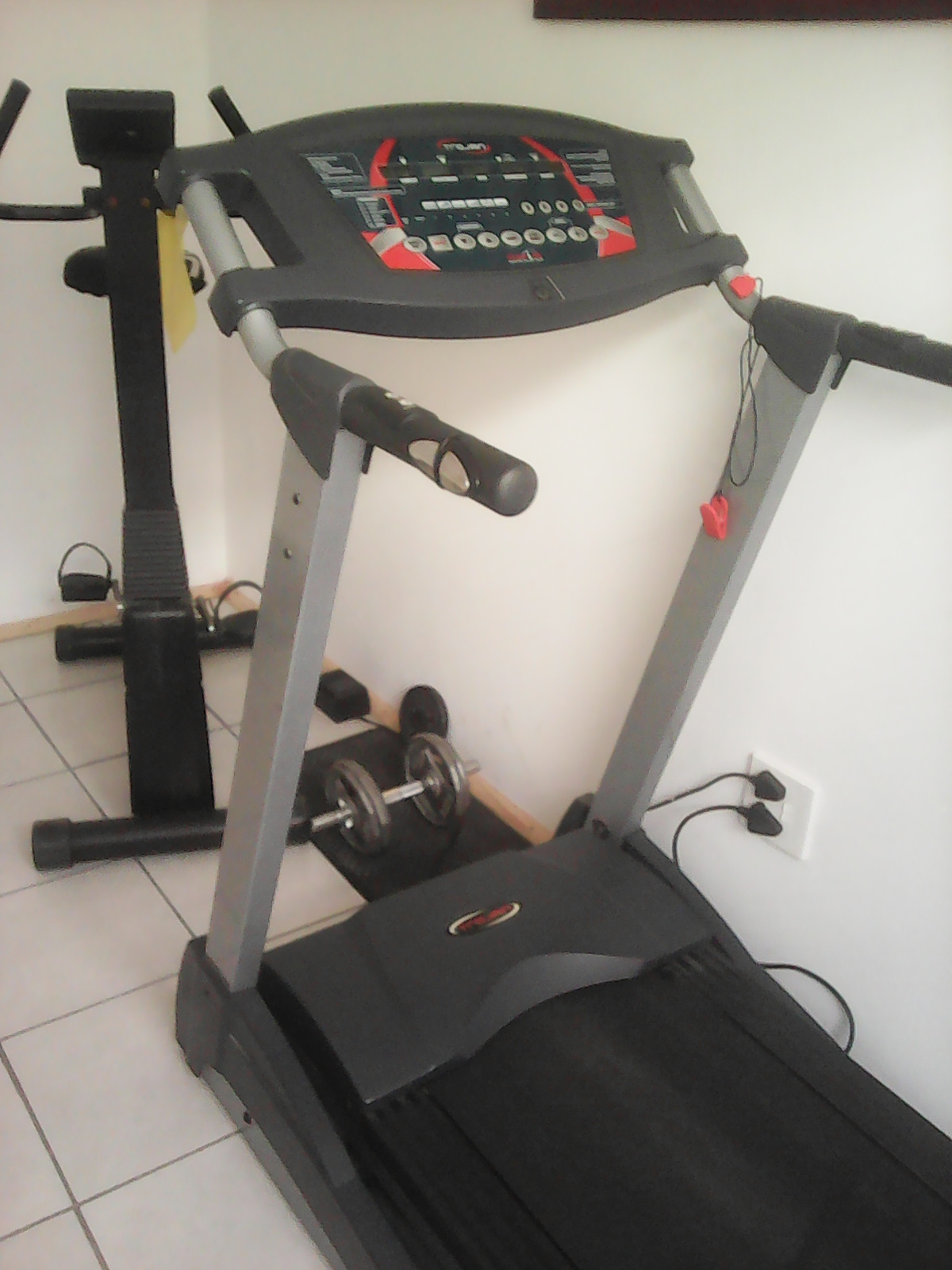 Home gym and treadmill for sale junk mail