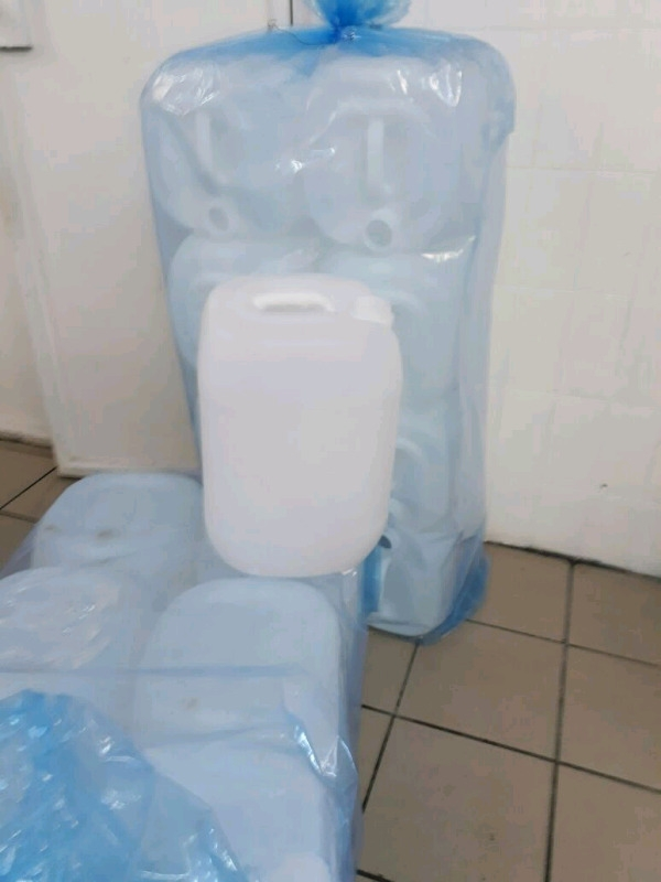 Plastic water drum for sale