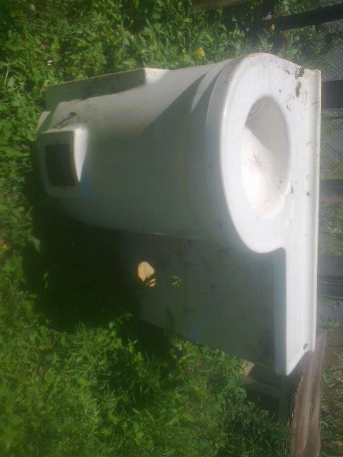 Wasbak en kassie