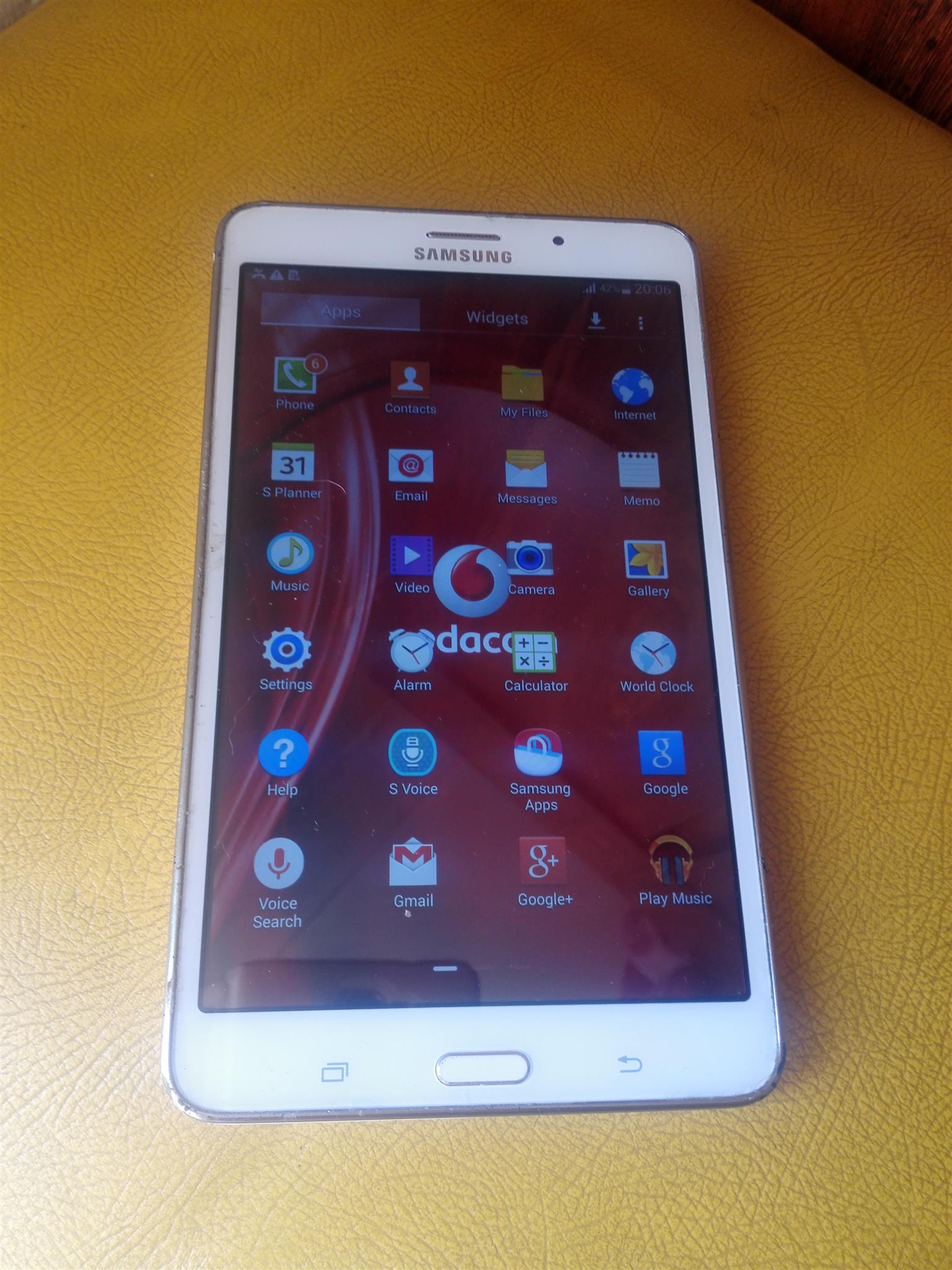 Samsung galaxy tab 4 for sale 3g/wifi