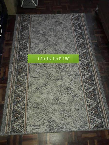 Carpet for sale.
