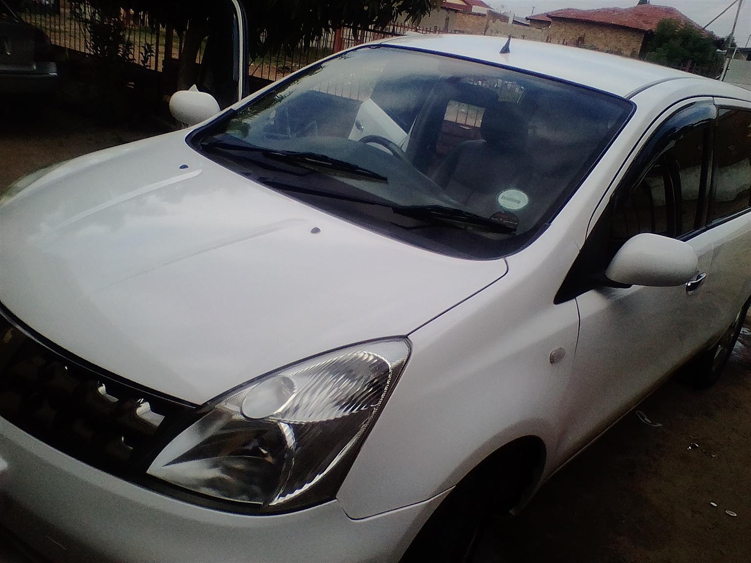 2007 Nissan Grand Livina 1.6 Acenta
