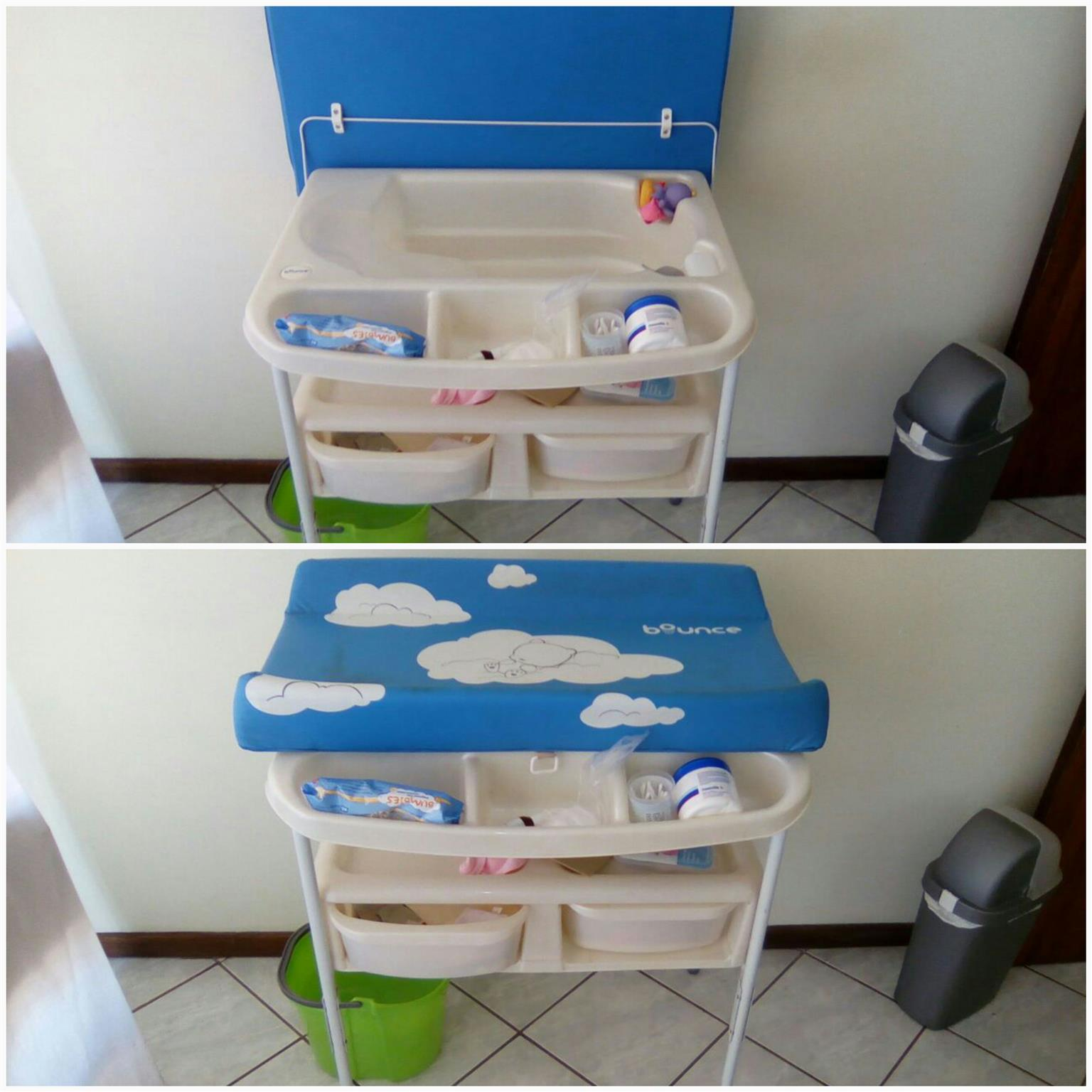 Baby bath and changing station | Junk Mail