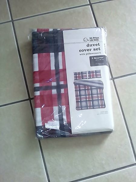 Duvet cover brand new