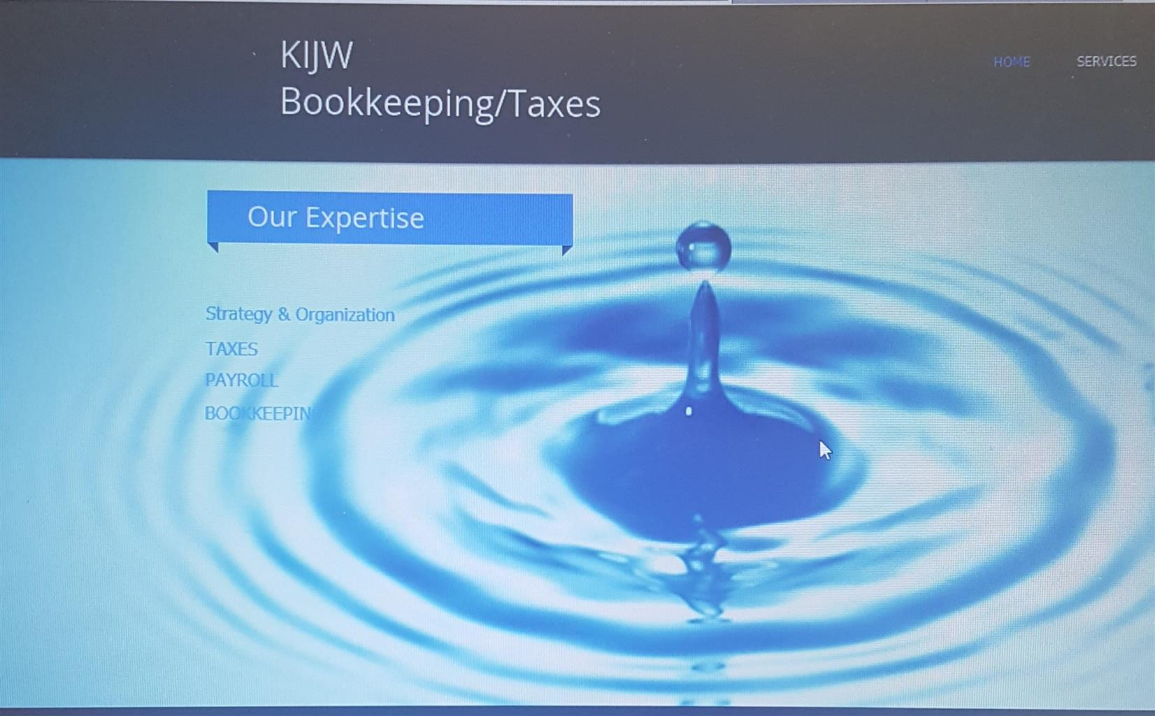KIJW Bookkeeping /Taxes