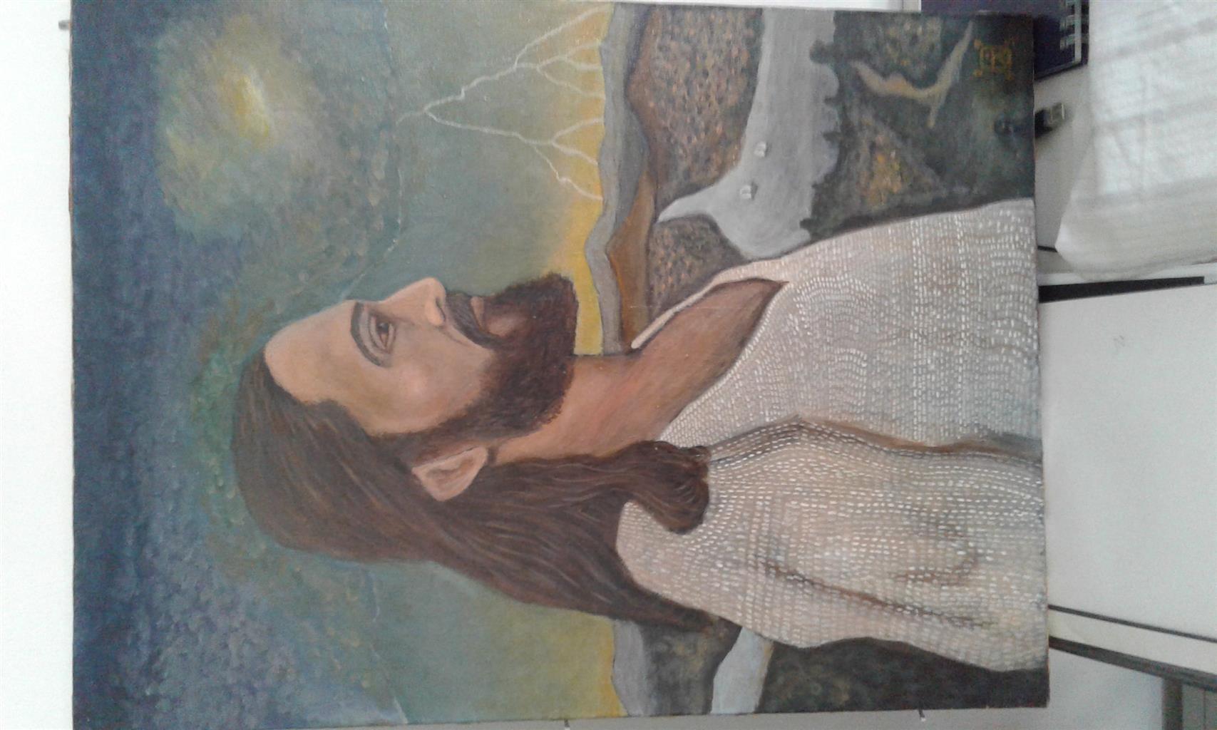 Stunning oil painting on canvas