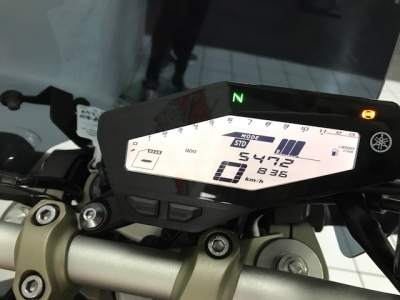 2015 Yamaha MT-01