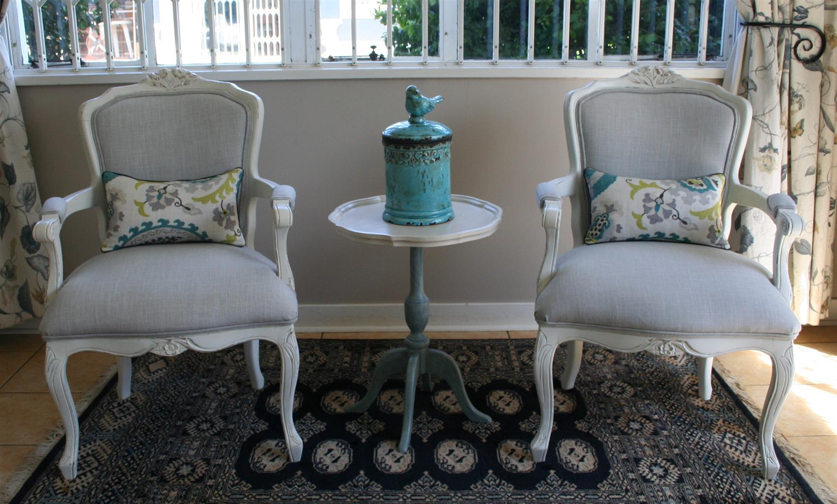 Vintage French Salon Chairs - priced per chair