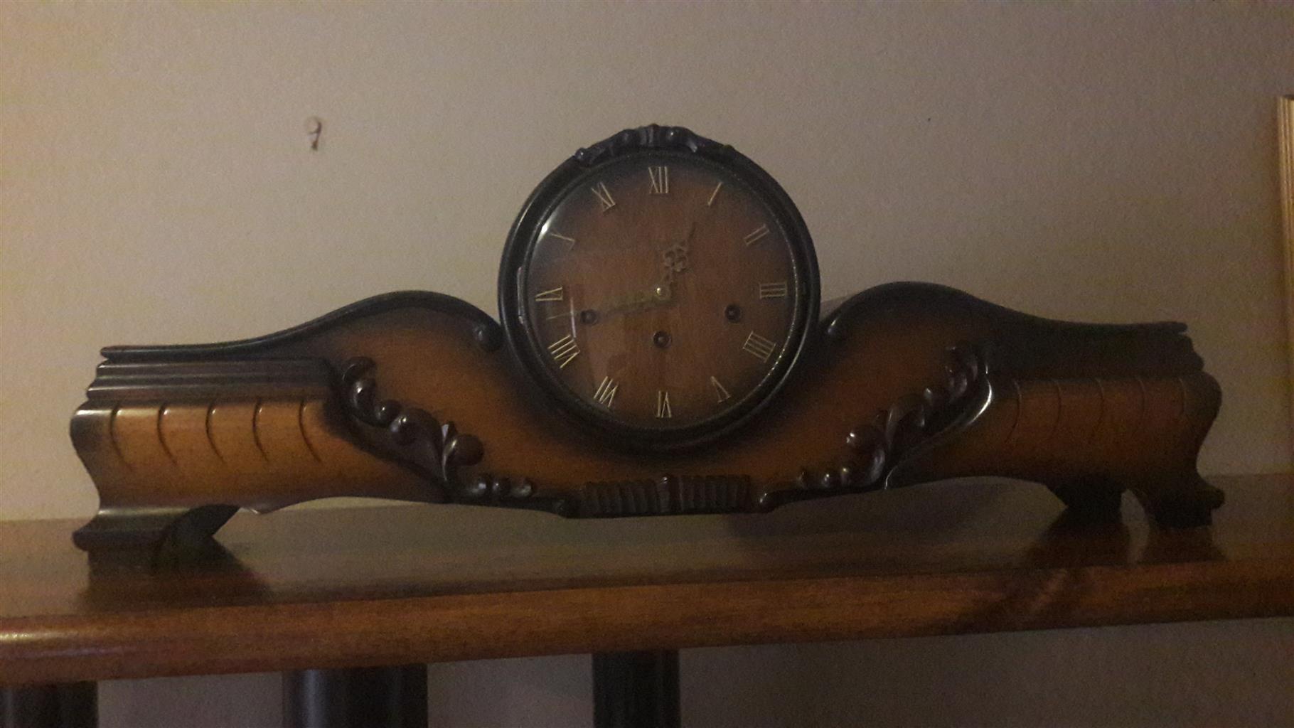 Hermle mantel clock