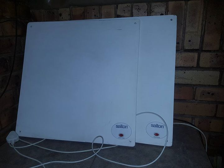 Panelheaters for sale