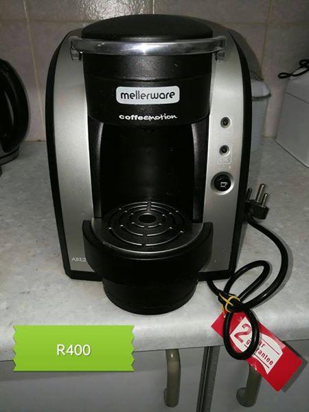 Mellerware Emotion coffee machine