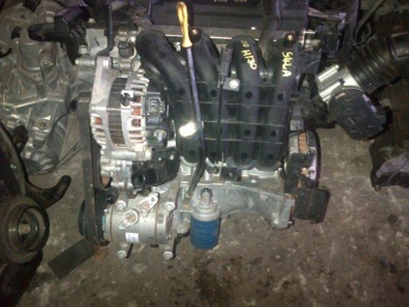 Grand I10 G4LA engine like new