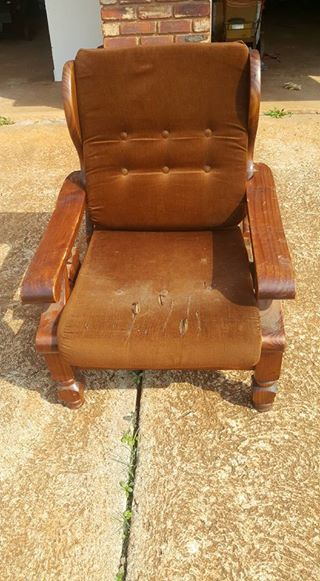 Easy chair for sale