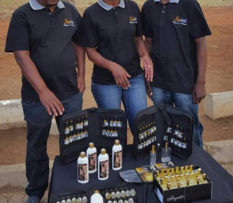 perfume business opportunity