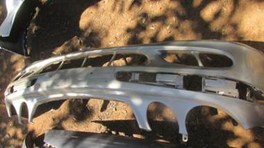 2003 Mercedes E class front bumper for sale