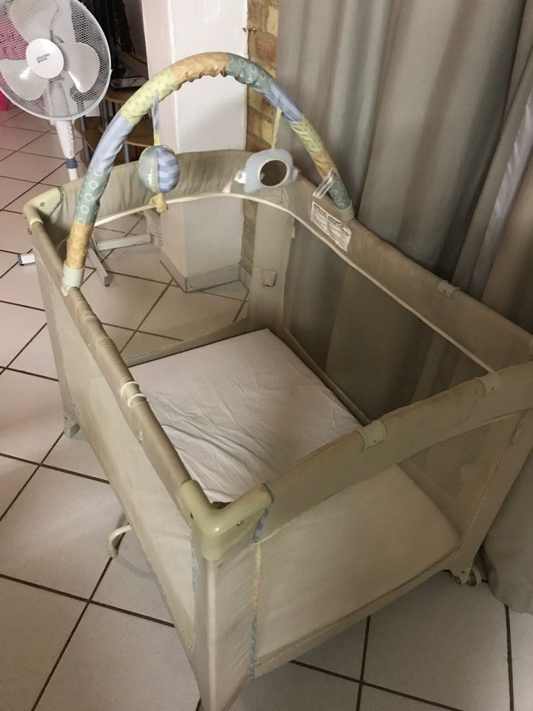 Camping cot for sale, excellent condition