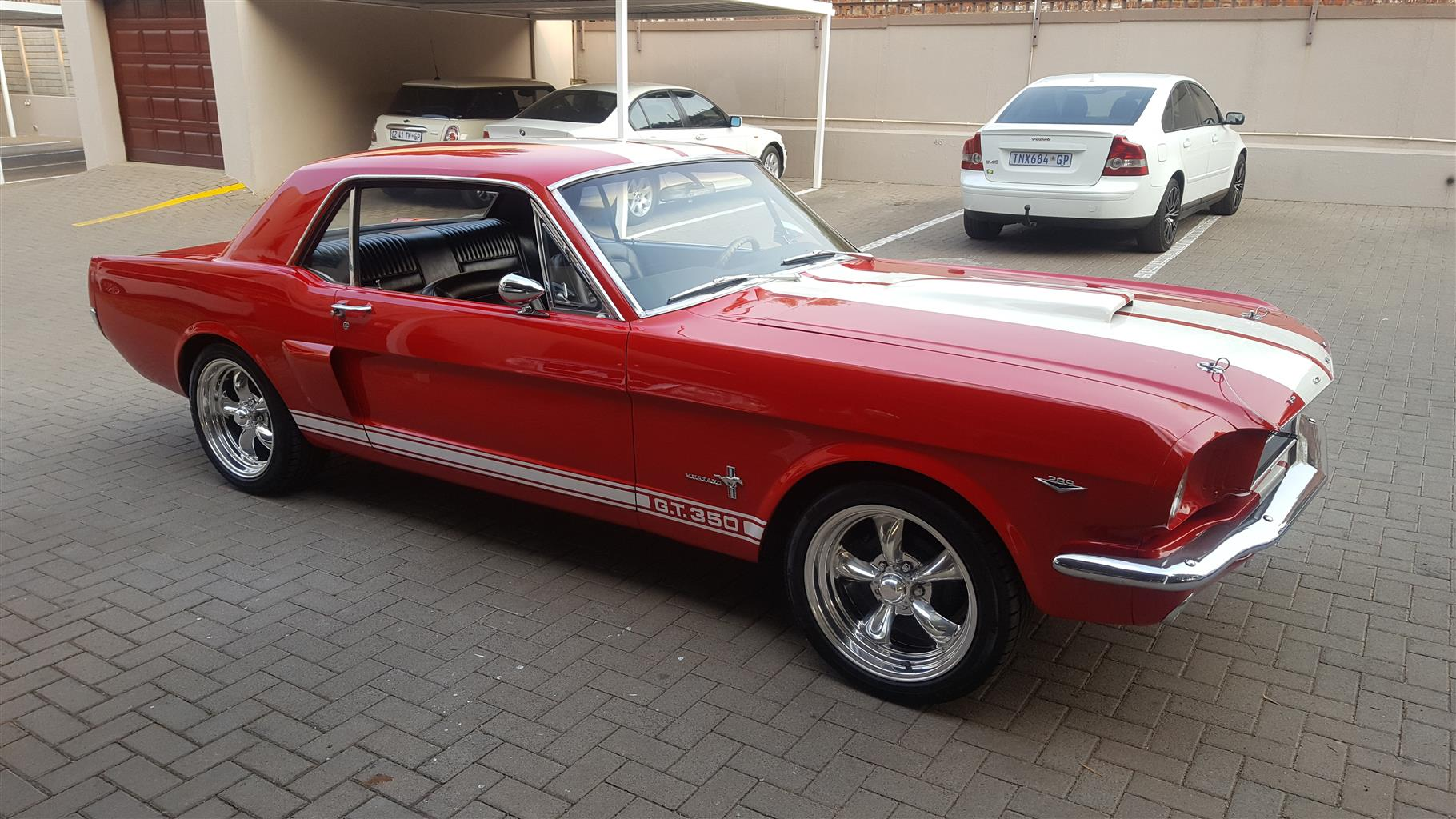 Ford Mustang In Classic Cars In South Africa Junk Mail