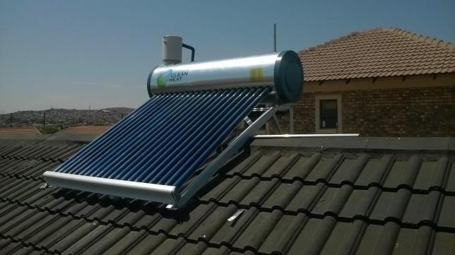 Solar Geyser Repairs Pretoria , Centurion & Midrand 0716260952