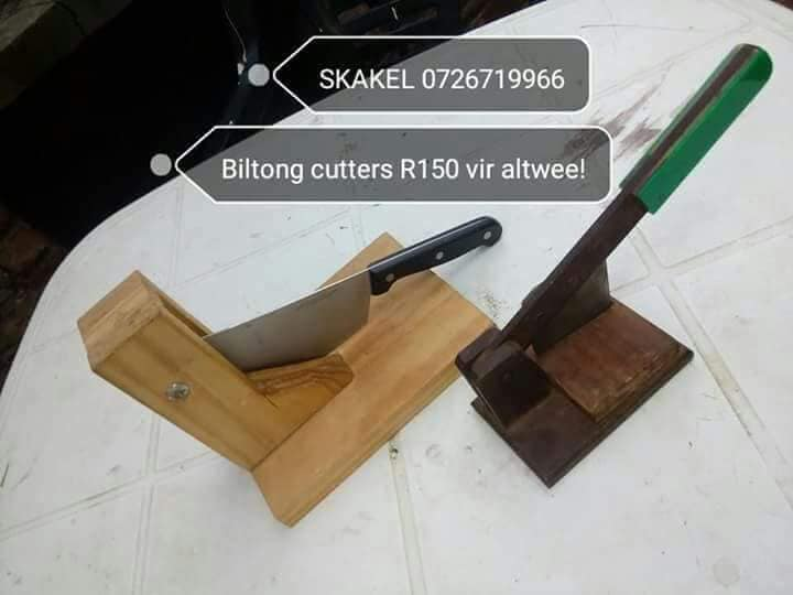 Biltong cutters for sale