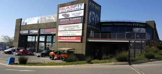Retail space Pretoria East