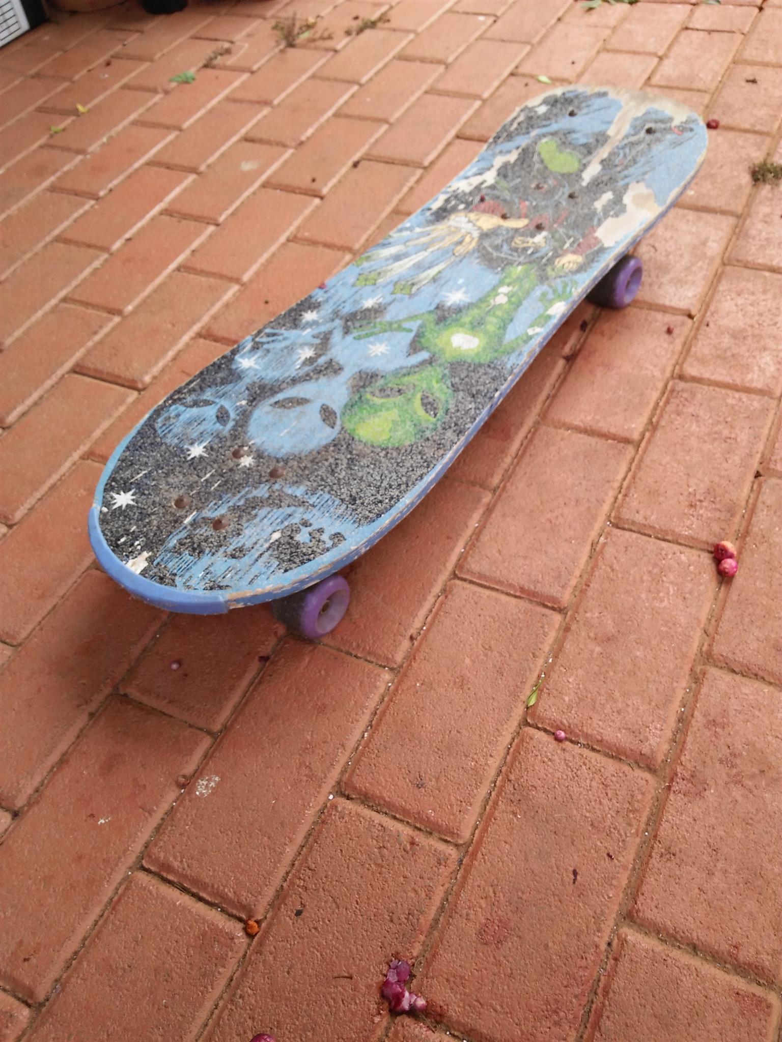 Secondhand Skateboard for sale