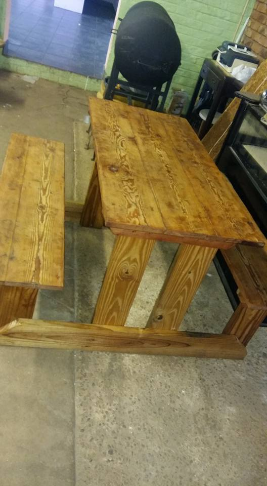 Tafel Tuin Hout.Hout Tuin Tafel Junk Mail