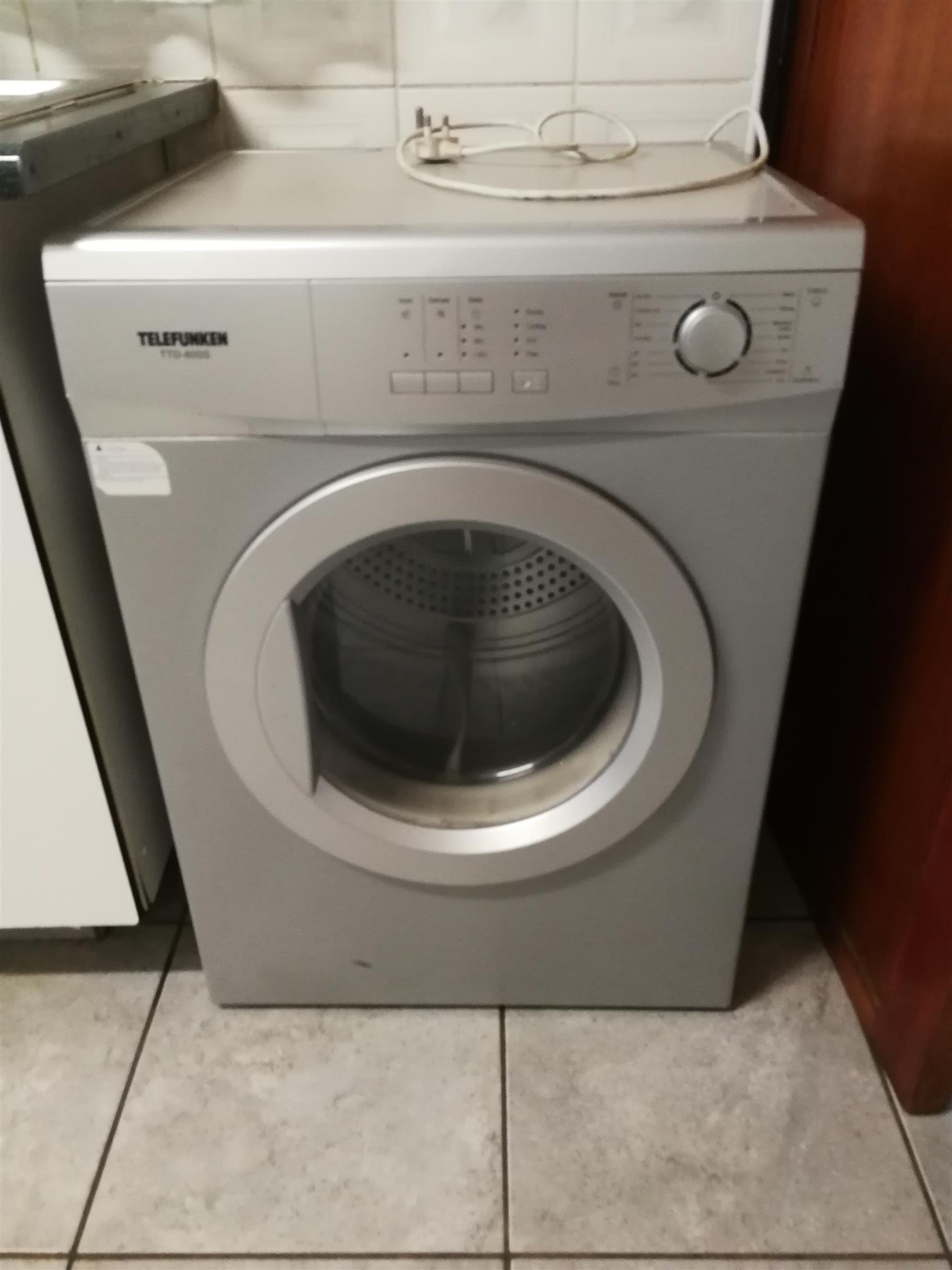 Tumble dryer Telefunken