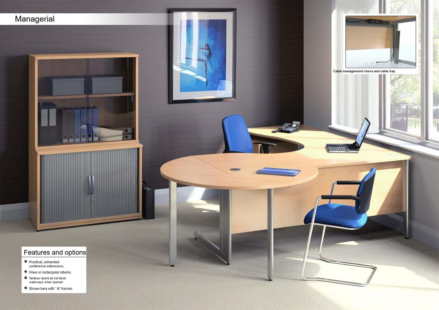 Buy modern office furniture direct from manufacturer