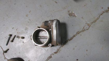 2004 BMW 5 Series E60 throttle body for sale