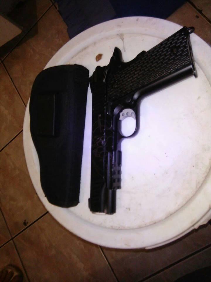 BW 1911 R2 177 cal 4,5 mm air pistol