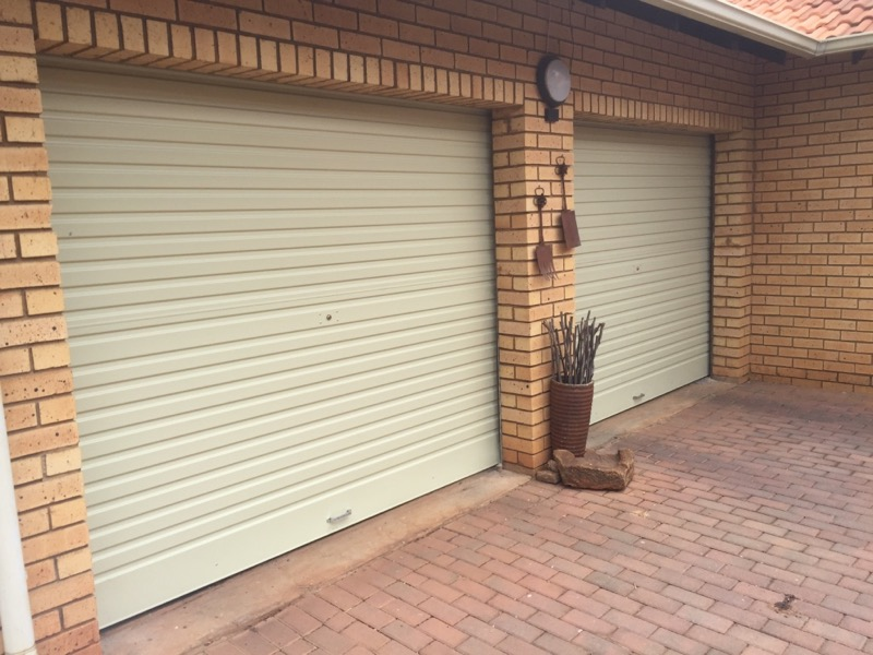 Steel Roller Type Door Kits or Installations in Melville