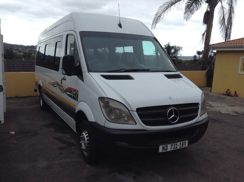 2013 Mercedes Benz Sprinter