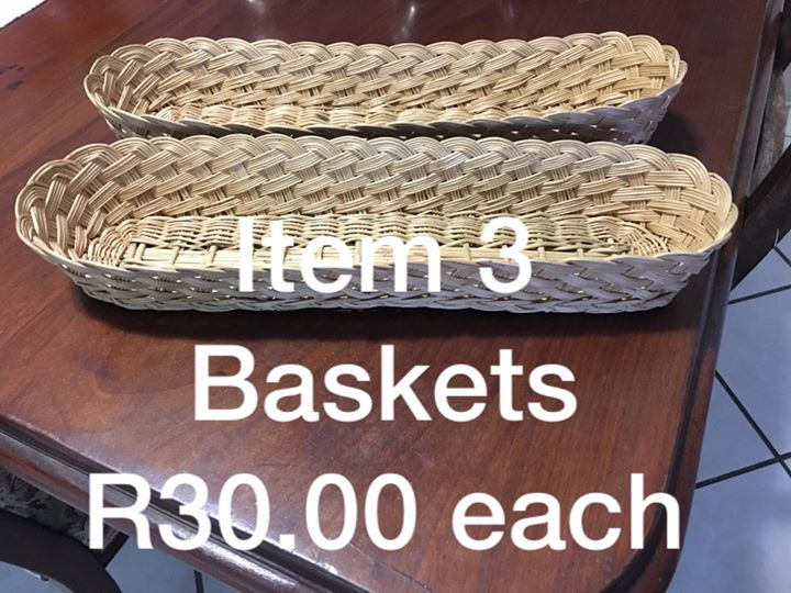 Display baskets for sale