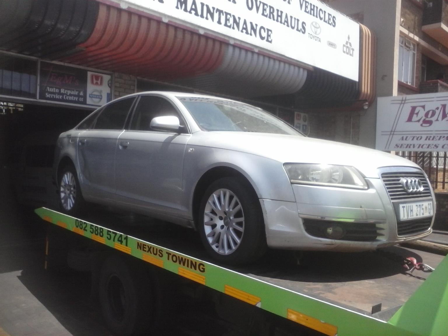 Audi A6 2.4 V6 , Stripping for spares ,2006 Model , Doors , Panels , Please note that most interior spares left >