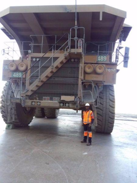 Full mining courses 777 dump truck / Drill rig boiler making training center 0719850775 Free State