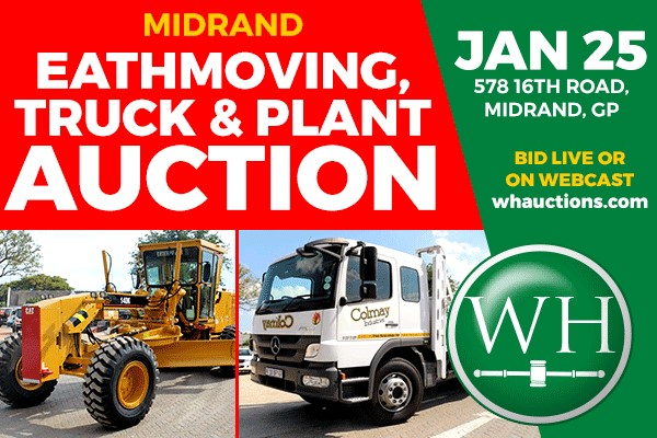 WH Auction 25 January