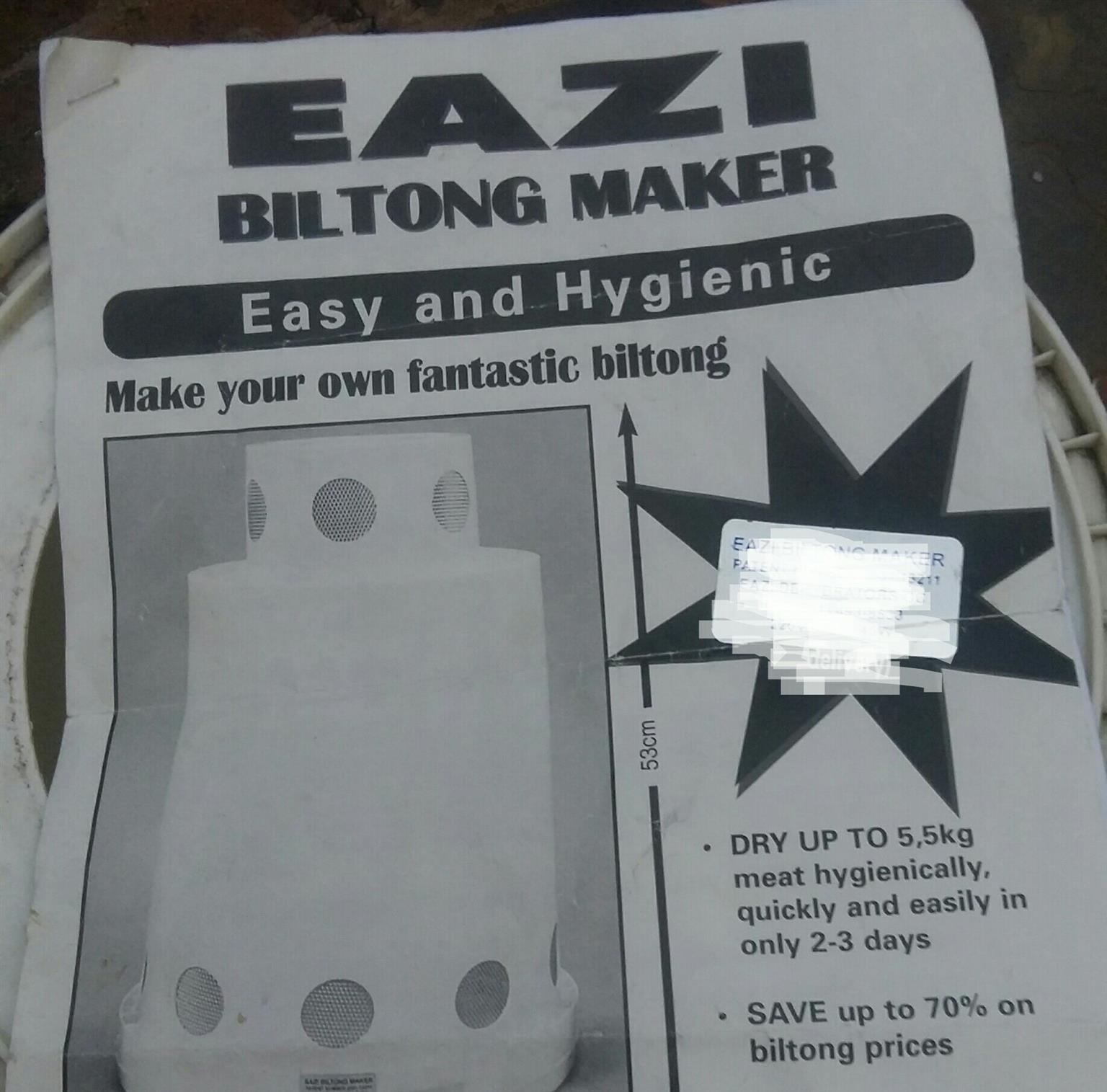 Eazi Biltong Maker R850
