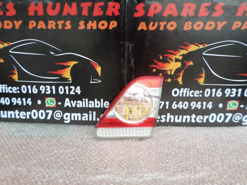 Toyota Corolla Professional Tail lights for sale