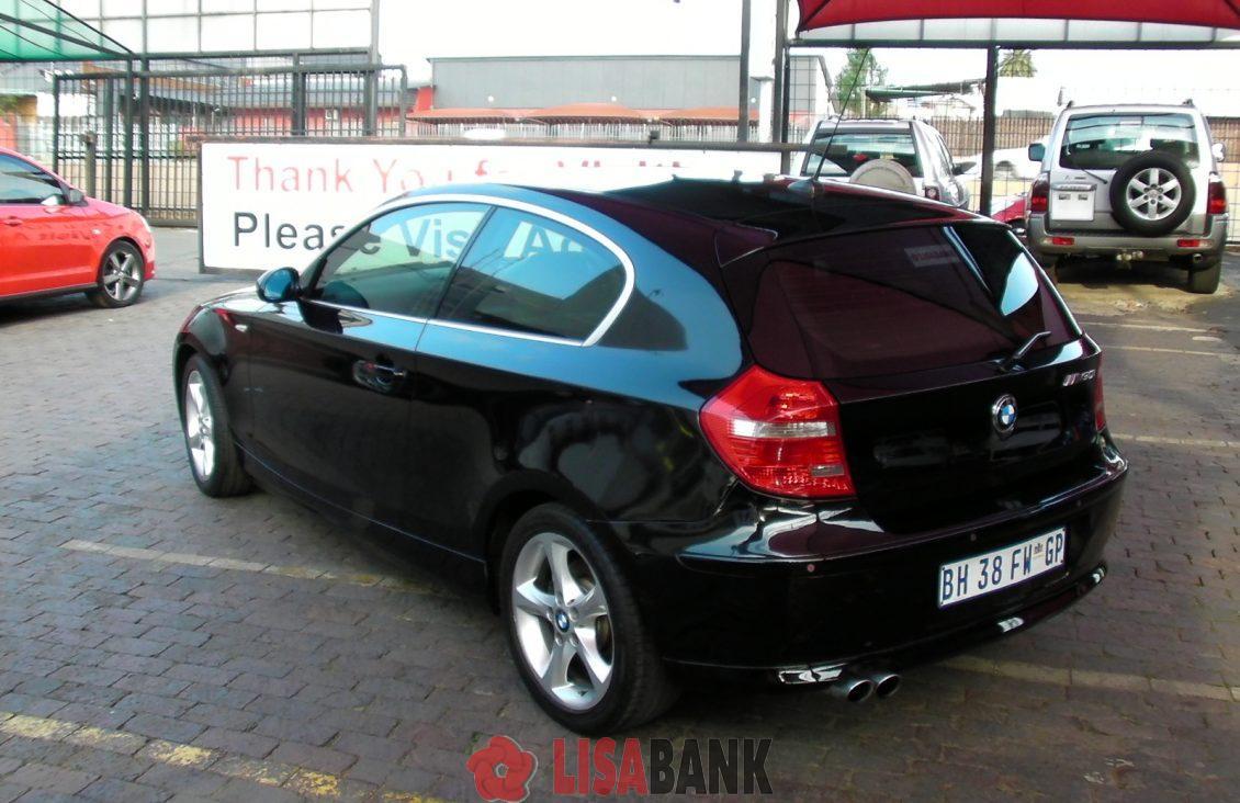 2008 BMW 1 Series 130i 3 door Exclusive | Junk Mail