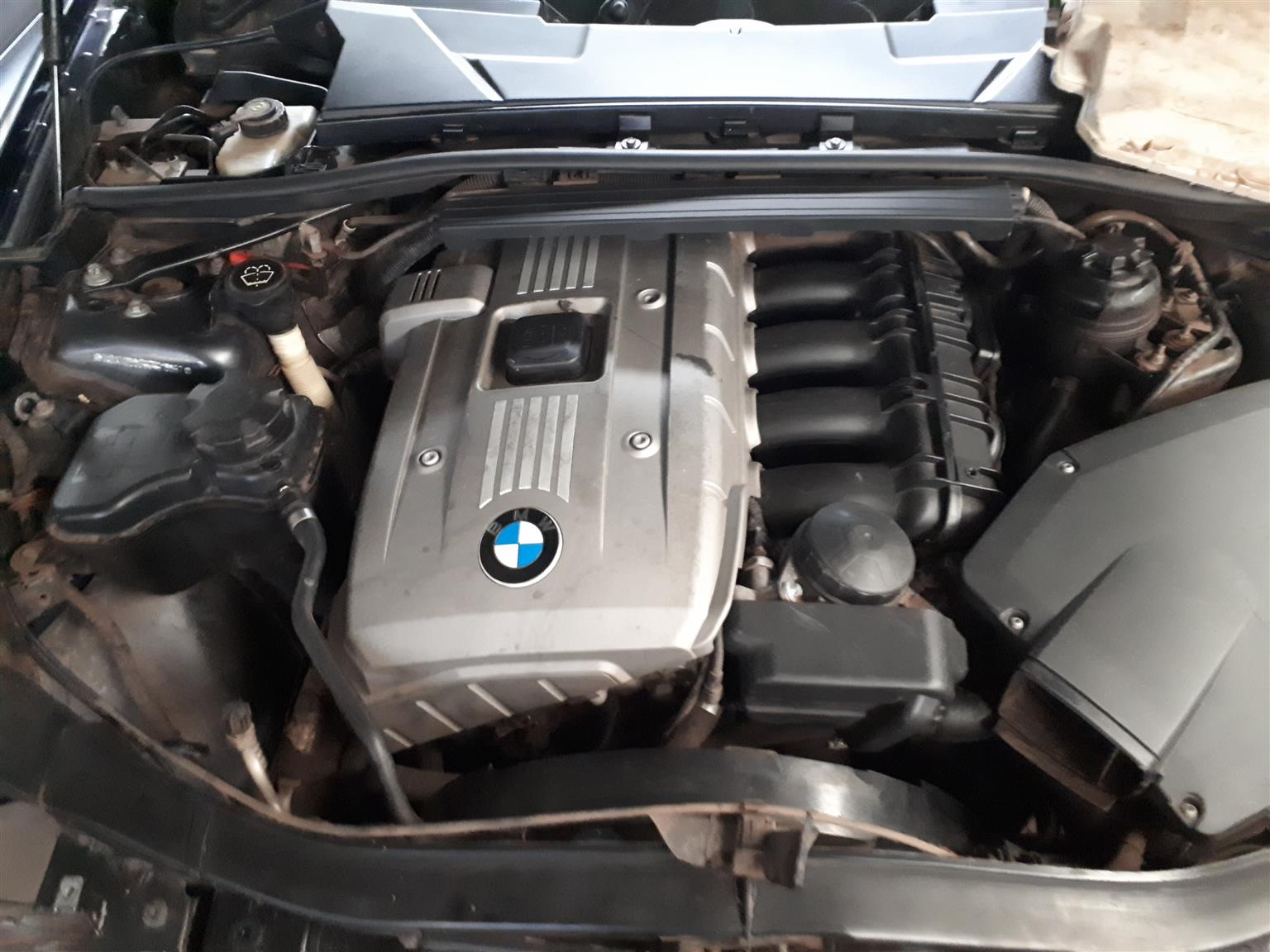 Bmw E90 325i N52 Engine For Parts Spares Beemer World The Best Junk Mail