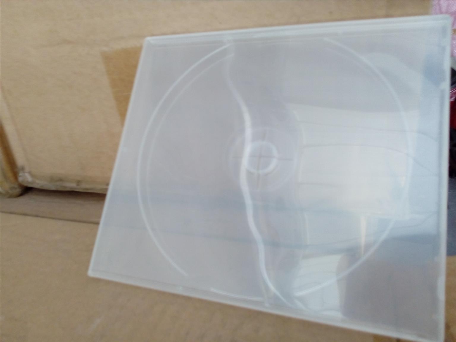 CD / DVD Cases