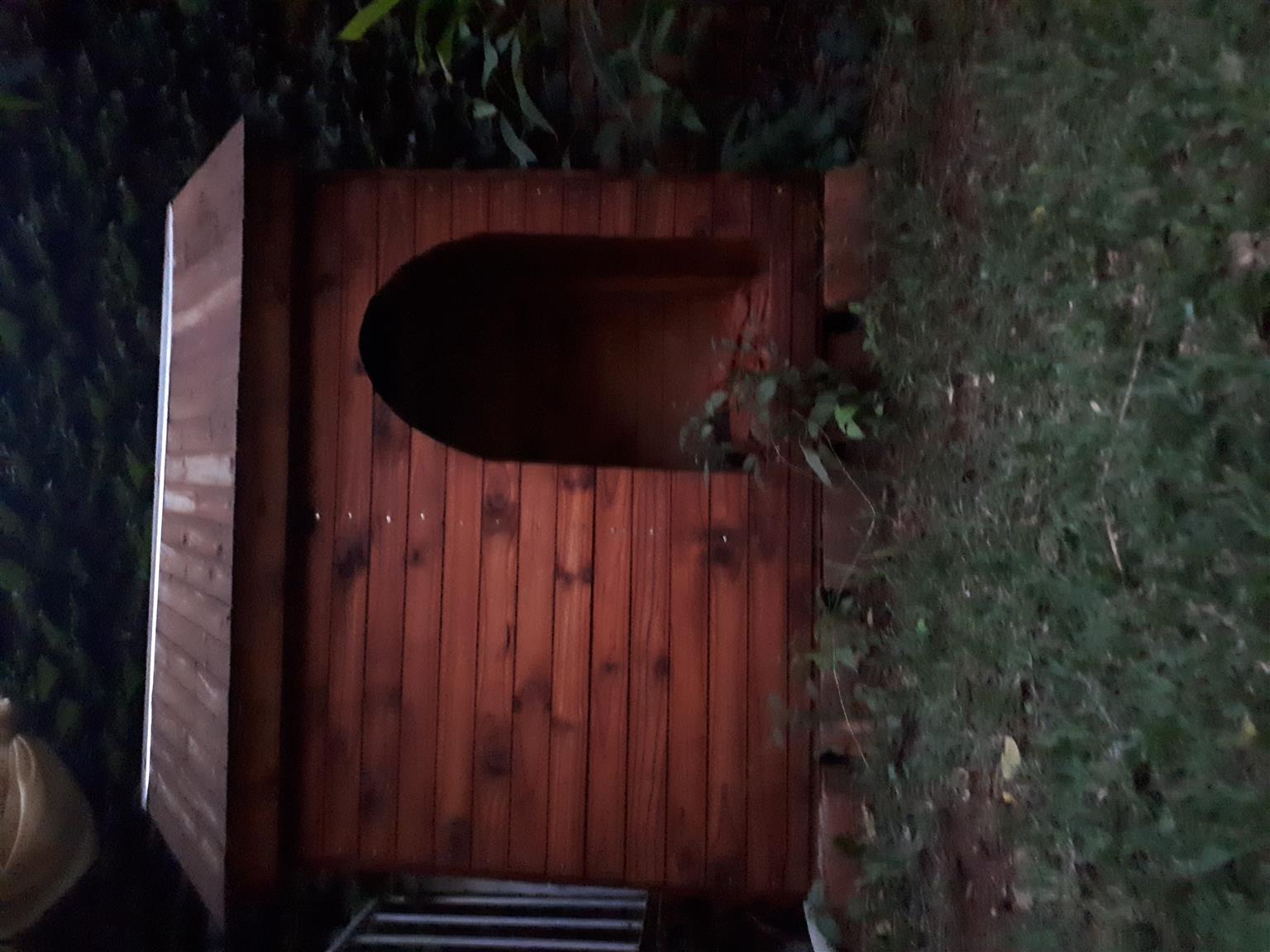 Wooden Dog home