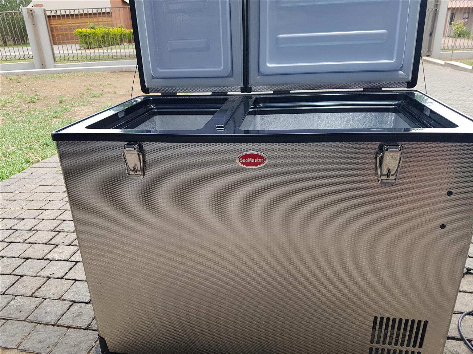 Snomaster Fridge Freezer 85L | Junk Mail