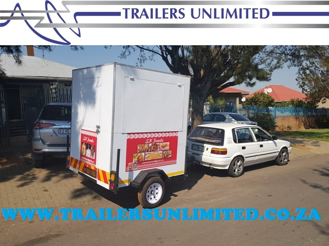 TRAILERS UNLIMITED. START YOUR OWN BUSINESS. FOOD TRAILERS.