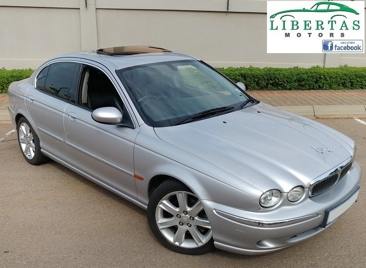 2003 Jaguar X Type 3.0 SE Automatic