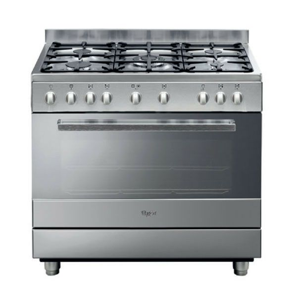 Whirlpool 5 gas stove burner