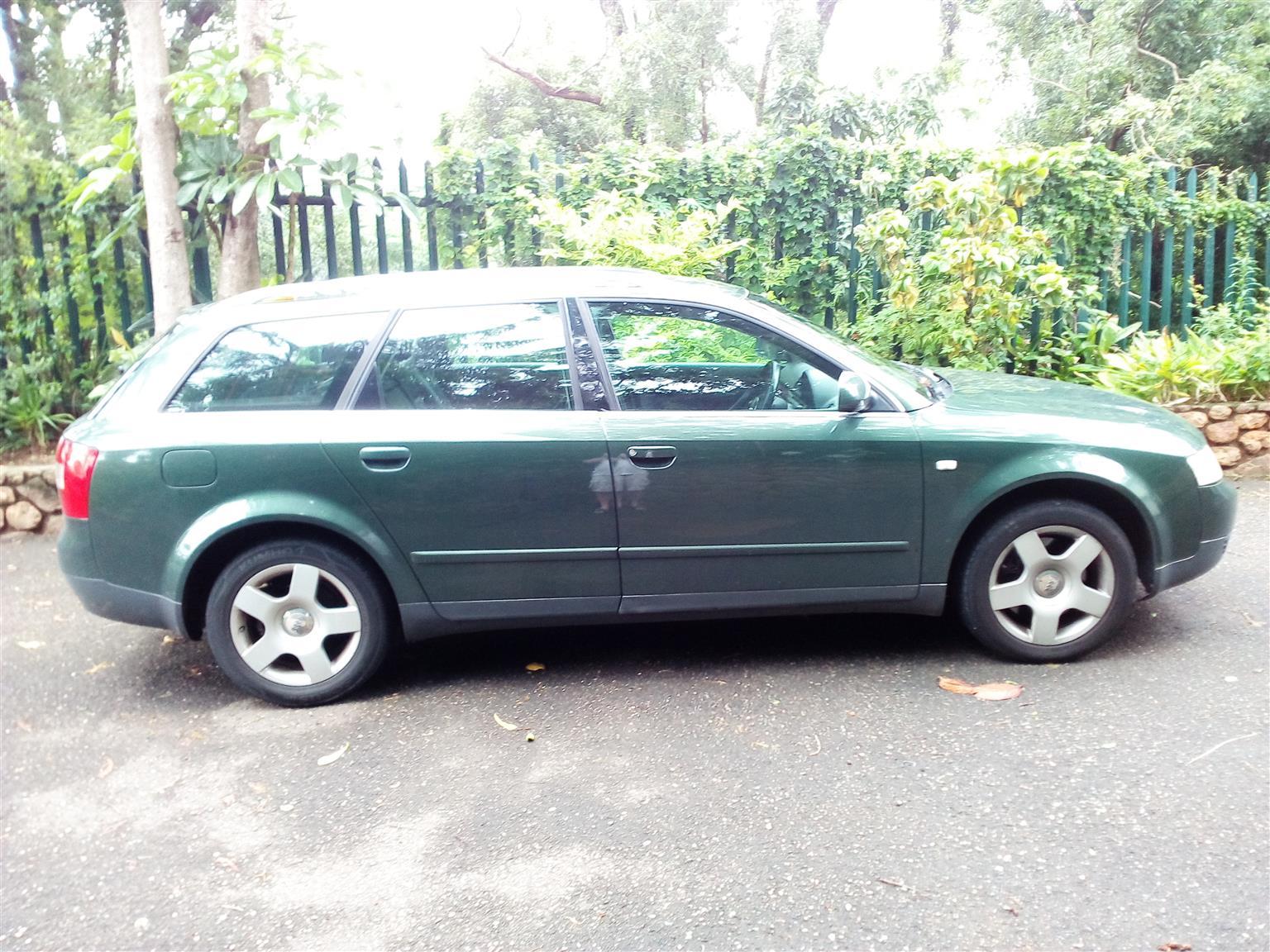 Audi A Junk Mail - 2002 audi a4
